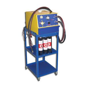 Установка для жидкостной промывки инжектора бензиновых и дизельных двигателей без их разборки SMC-2001ED