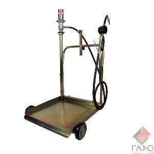 Тележка с насосом 3:1 для раздачи масла из бочек 180/220л ACAP 1762