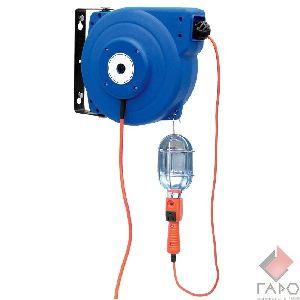 Светильник с лампой накаливания с автоматической катушкой 15м L14739.A15