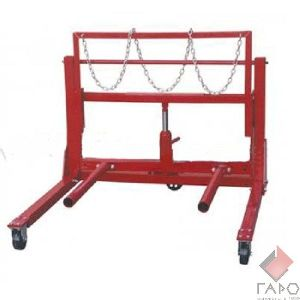 Тележка для снятия и транспортировки колес грузовых автомобилей ZD-13401