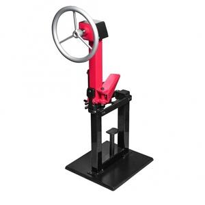 Стенд для сжатия амортизаторных стоек механический JTC-1404A