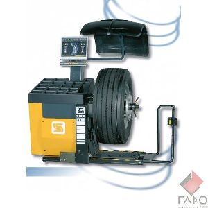 Балансировочный стенд для грузовых автомобилей S-696 (SICE)