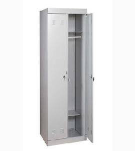 Шкаф гардеробный металлический раздевальный WR-22-175-70
