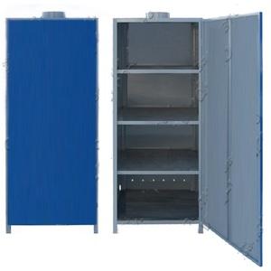 Шкаф для аккумуляторов с съемными полками ШМА-01-02