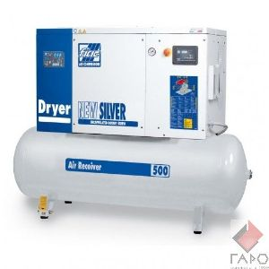 Винтовой компрессор NEW SILVER 10/500